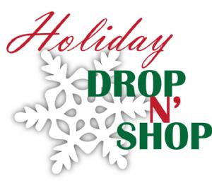 holiday drop n shop